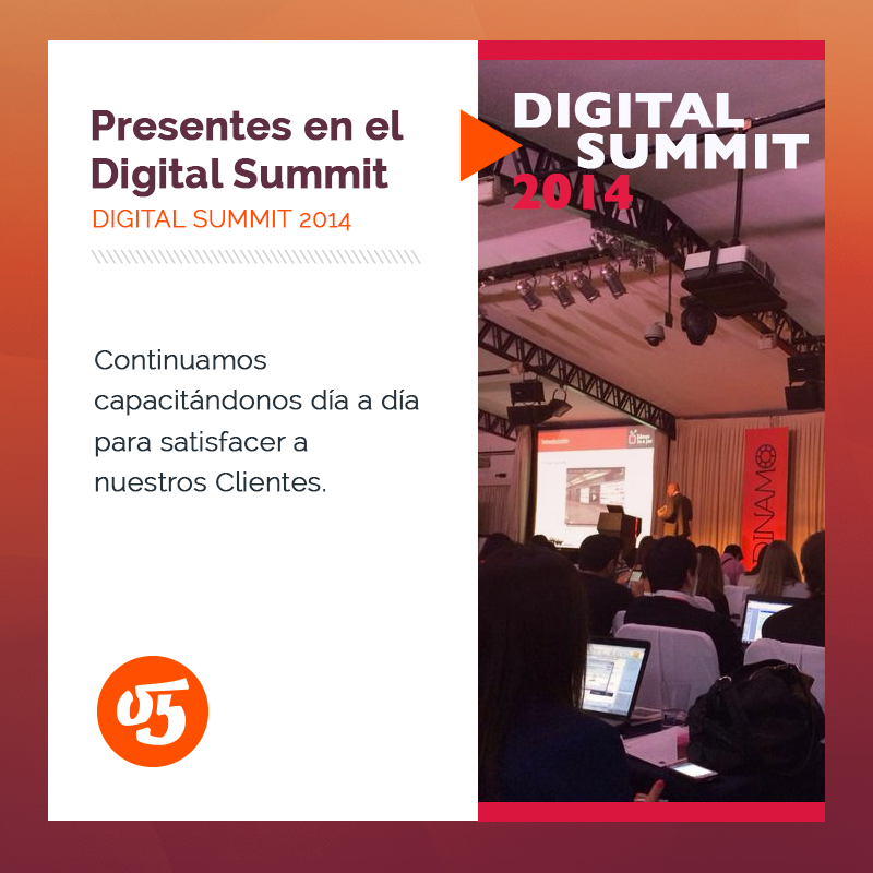 Digital Summit 2014